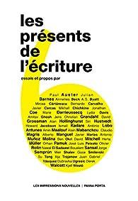 Les présents de l'écriture par Paul Auster
