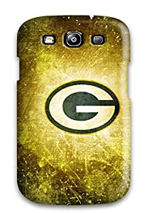 Fashionable Style Case Cover Skin For Galaxy S3- Greenay Packers