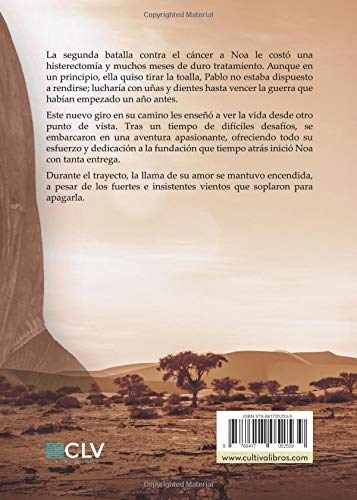 Noa, camino hacia la vida (Spanish Edition): Cris Cebral: 9788417052539: Amazon.com: Books