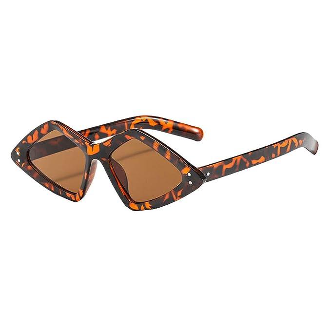 asdkfh Gafas de Sol Hombre Redondas Gafas de Sol Deporte ...