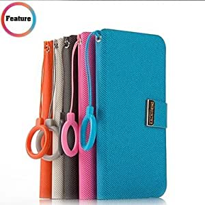 ZL iPhone 5 compatible Solid Color Full Body Cases , Orange