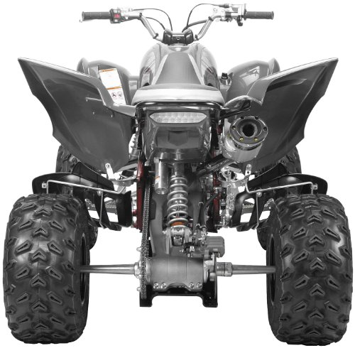 - Two Brothers Racing(005-1380406V) Stainless Steel M-7 Aluminum Canister Slip-On Exhaust System