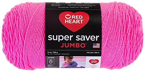 red heart soft yarn pink - 4