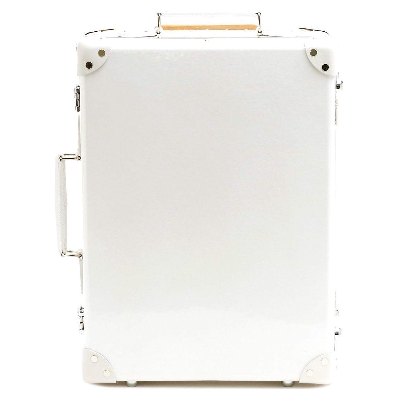 (グローブトロッター) GLOBE TROTTER スーツケース ROYALE ロワイヤル 18インチ 28L 2輪 (パールホワイト) GTROYWW18TC/PEARL WHITE [並行輸入品] B072J56WLQ