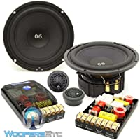 ES-062i - CDT Audio 6.5 250W RMS 2-Way ES-Gold Series Component Speakers System