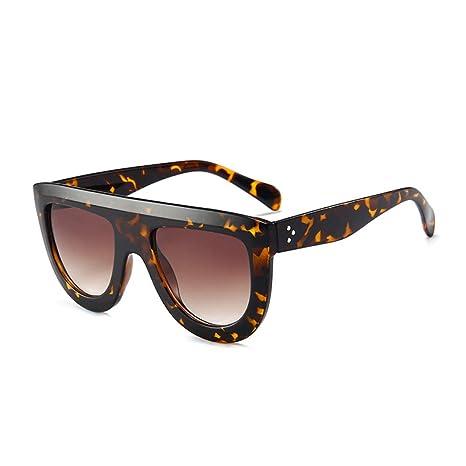 Yangjing-hl Gafas de Sol de Caja Grande de Moda Modelos de ...