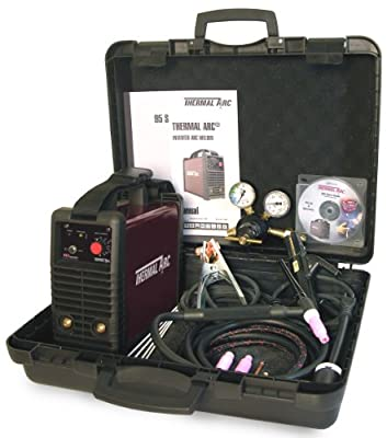 Thermal Arc W1003203 95 S Inverter Portable DC Welder Stick/TIG Package