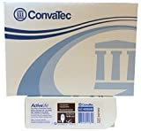 Convatec Active Life 1 Piece Drainable Pouch Transparent - Box of 10 - Model 400598