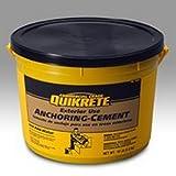 Quikrete Anchoring Cement 10-30 Min 10 Lb