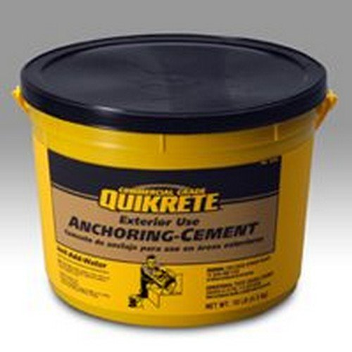 Quikrete Anchoring Cement 10 - 30 Min 10 Lb