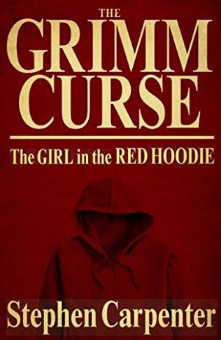 book cover of The Girl In The Red Hoodie