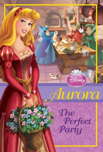 Aurora: The Perfect Party (Chapter Book)]()