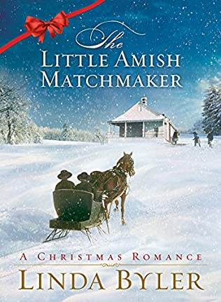 book cover of The Little Amish Matchmaker