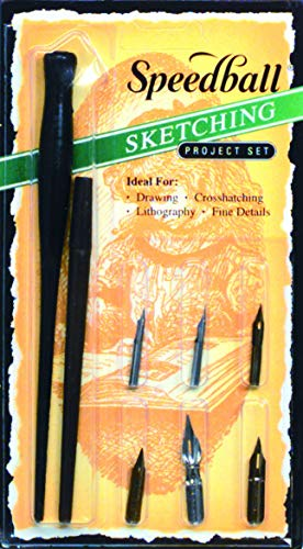 Speedball Art Products SB2964 Sketching Project Set from Speedball