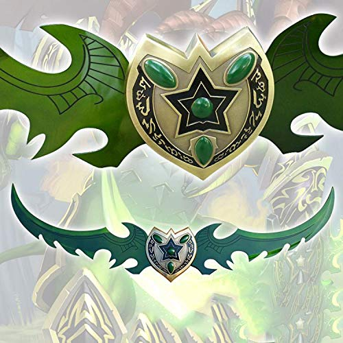 RealFireNSteel Warcraft - Illidan Stormrage's Warglaive of Azzinoth