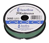 Izorline 5026 Platinum Co-Polymer Mono Line, 4 lb/300 yd, Green Review