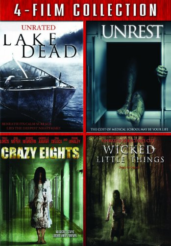 Lake Dead/ Unrest/ Crazy Eights/ Wicked Little Things [WS] [4 Film Collection] (Subtitled, Widescreen, 4PC)