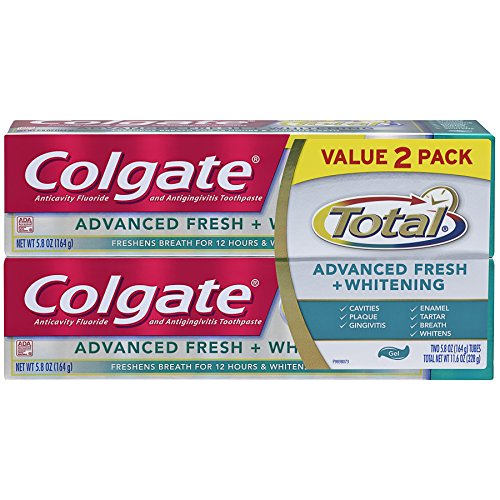 Colgate Total Advanced Whitening Toothpaste product image