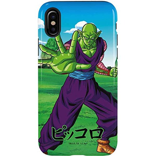 Dragon Ball Z iPhone X Case - Piccolo Power Punch | Anime X Skinit Pro Case