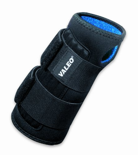 Valeo Industrial WHD-2 Neoprene Double Wrap Wrist Support, V