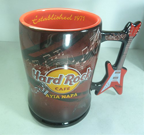 HARD ROCK CAFE AYIA NAPA SPECIAL MUG HRC,BRAND NEW BRAND BOX ()