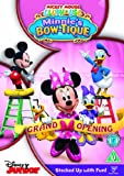 Mickey Mouse Clubhouse: Minnie's Bowtique [DVD + Retro Badge]