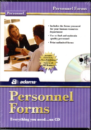Personnel Forms Software - Personnel Forms