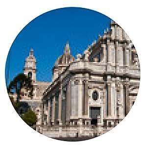my-puzzle-design alfombrilla de ratón Catedral de Sant'Agata - ronda - 20cm