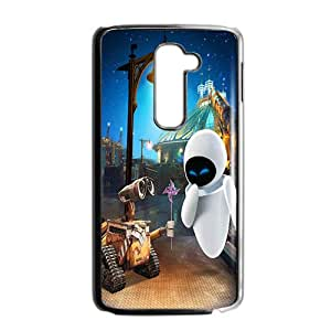 EROYI wall-e and eve wide Case Cover For LG G2 Case