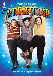 BEST OF THE THREE STOOGES; THE (1970) (4-DISC) / DVD