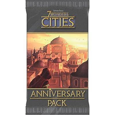 7 Wonders: Cities Anniversary Pack: Toys & Games