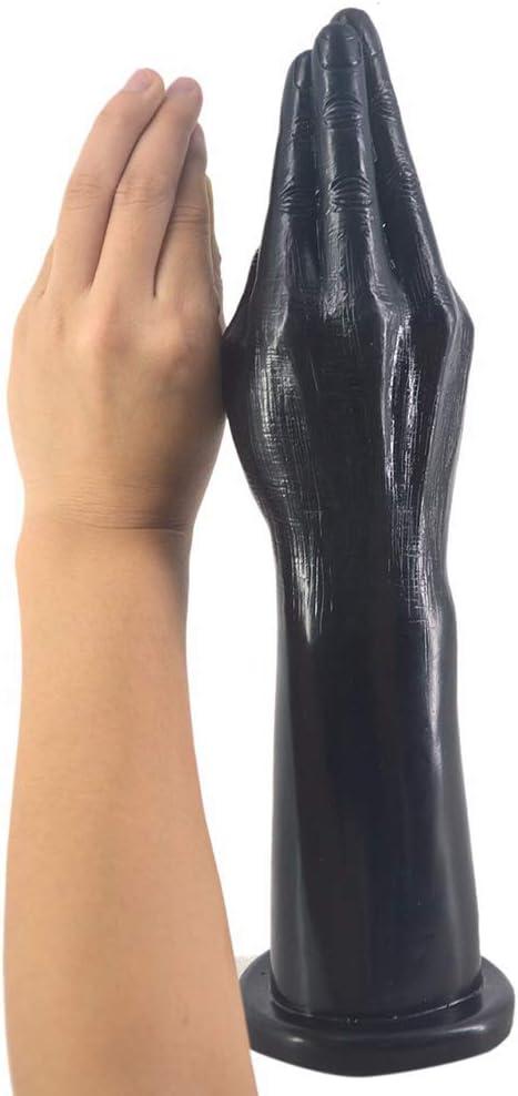Amazon.com: Big Massive Fisting Hand Dildo Fist Adult Sex Toy (Black): Health & Personal Care