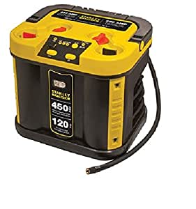 Amazon.com: Stanley Fatmax 450 Amp Jump Starter with Air