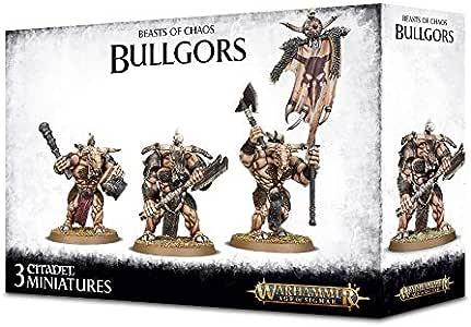 Beasts of Chaos Bullgors Warhammer Age of Sigmar