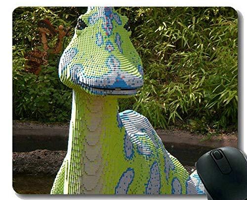 Unique Custom Mouse Pad Mousepad,Dinosaur Legoland Mouse Pads