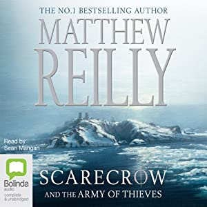 Scarecrow and the Army of Thieves Audiobook