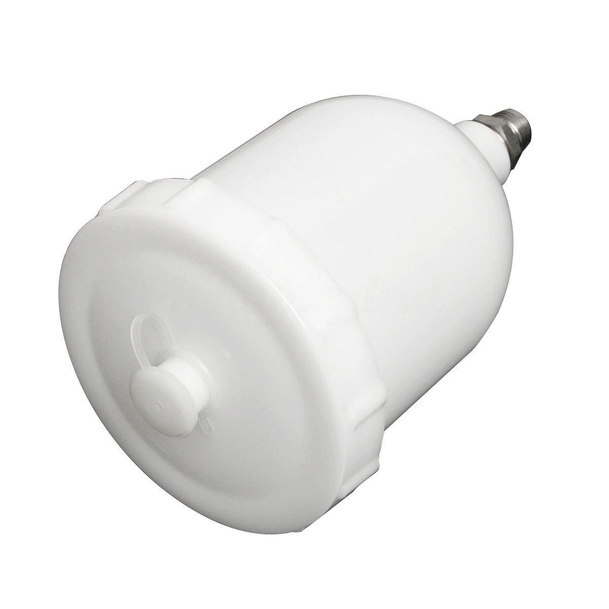 TOOGOO(R) Spray Gun Cup Replacement Pot 600ML For Devilbiss GTI / TEKNA Pro Pri FLG New