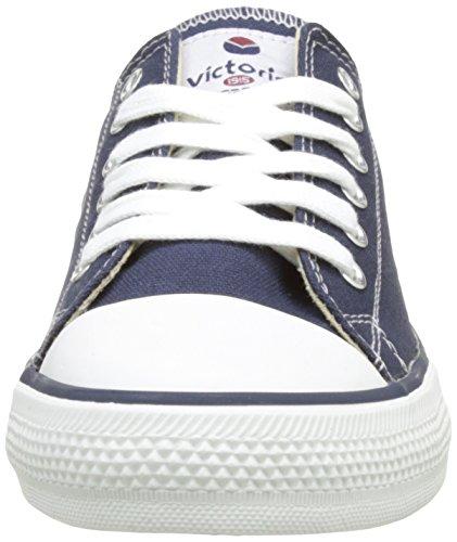Autoclave Marino Adulte Baskets Hautes Bleu Mixte Zapato Victoria ST8x44