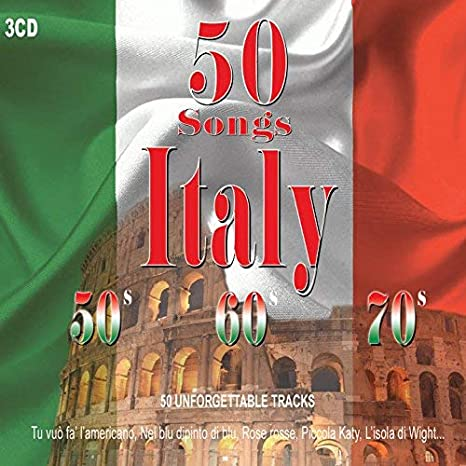 migliori canzoni italiane anni 50