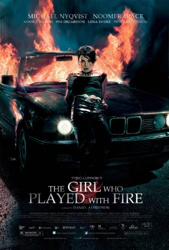 The Girl Who Played With Fire (English Subtitled) -
