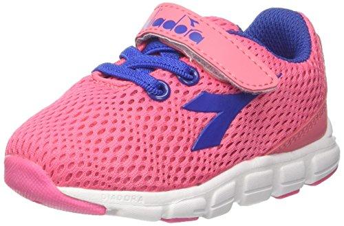 Diadora Trama 2 I, Zapatillas de Running Para Niños Rosa (Rosa Limonataazzurro Scuro)