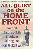 img - for All Quiet on the Home Front book / textbook / text book