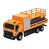 Toy Truck,1:43 Toy Racing Car Carrier Vehicle Garbage Truck➪Laimeng (E)
