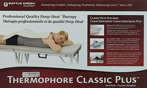 Complete Medical Thermophore Classic Plus, Large, 5 Pound