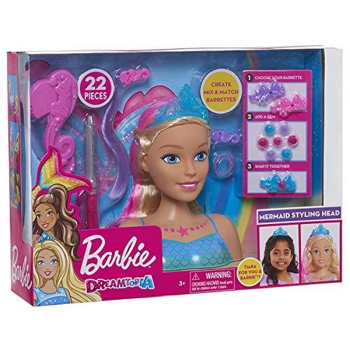 Barbie Dreamtopia Mermaid Styling Head Now $11.32 (Was $19.99)