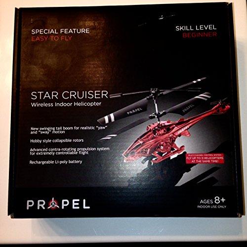 Propét Star Cruiser Wireless Indoor Helicopter
