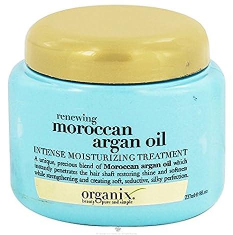 Aceite De Argan Marrueco - Tratamiento Intenso Para El Cabello Dañado y Maltratado- ✓ Producto
