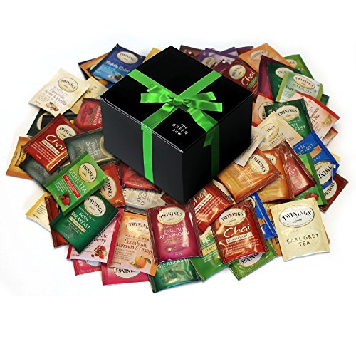 Custom Variety Twining Tea Bags - Sampler Assortment Variety Tea Bags (126 - Y Start With Famous That Brands