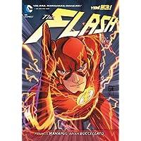 The Flash Cilt 1- İleri: Yeni 52!