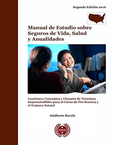 PDF-DOWNLOAD Manual de Estudio sobre Seguros de Vida, Salud y